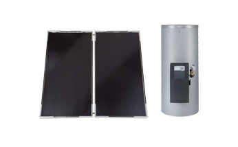 Solárna zostava na ohrev pitnej vody Vitosol 100-FM